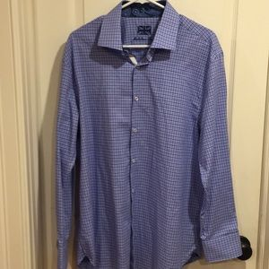 NWT Michelsons London button down size XL